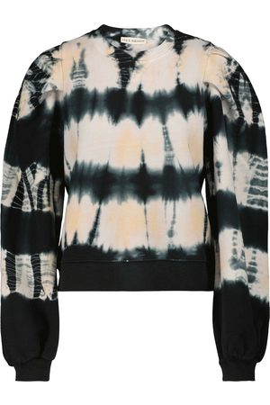 ULLA JOHNSON Alair cotton fleece sweatshirt