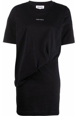 Kenzo Logo-printed T-shirt dress