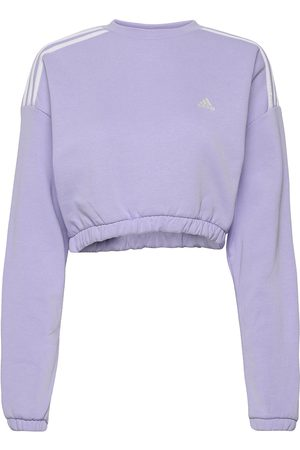 adidas Crop Crew Sweatshirt W Svetari Collegepaita Sininen
