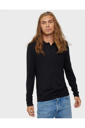 Only & Sons Onsadam Ls Polo Knit Neuleet & swetarit Black