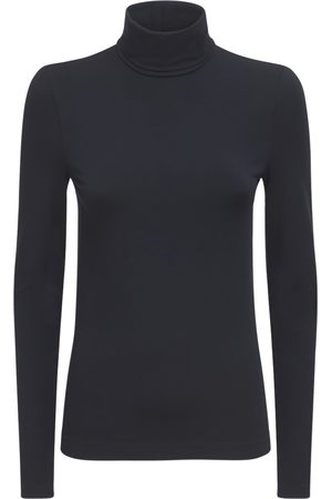 Wolford Sustainable Aurora Turtle Neck Top