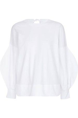 Victoria Victoria Beckham Cotton jersey T-shirt