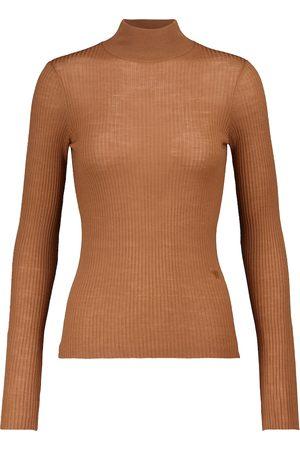 Nanushka Harri merino wool mockneck sweater