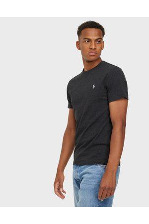 Polo Ralph Lauren Miehet Pikee - Short Sleeve Polo T-Shirt T-paidat ja topit Musta