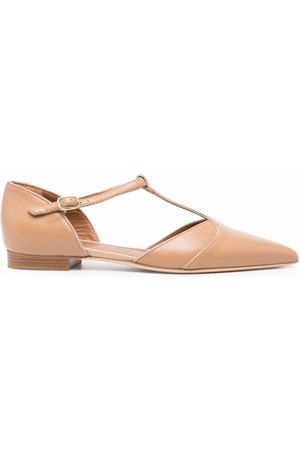 MALONE SOULIERS Naiset Balleriinat - Ankle-strap ballerina shoes