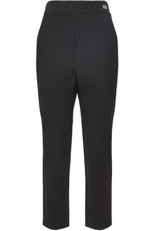 Max Mara Naiset Stretch - Stretch Jersey Cropped Pants
