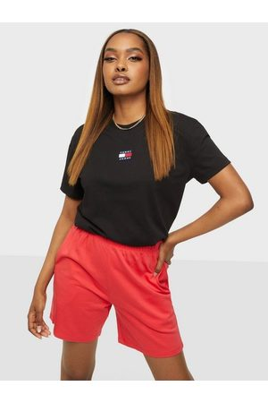 Tommy Hilfiger Naiset T-paidat - TJW Tommy Center Badge Tee
