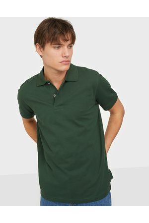 Selected Miehet Pikee - Slhneo Ss Polo s Noos Pikeepaidat Sycamore