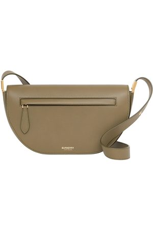 Burberry Naiset Olkalaukut - Olympia curved crossbody bag