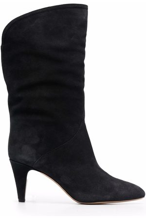 Isabel Marant Naiset Ylipolvensaappaat - Knee-length suede boots