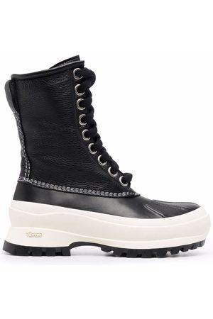Jil Sander Naiset Nauhalliset saappaat - Ankle lace-up boots