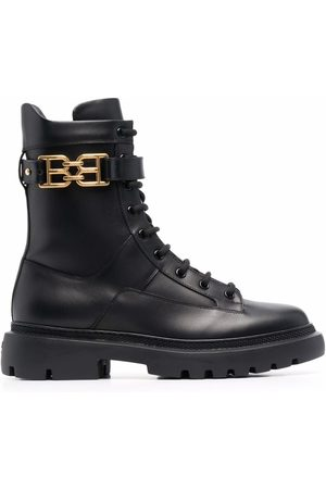Bally Lace-up ankle boots