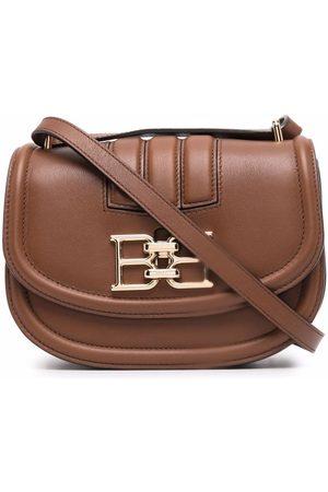 Bally Naiset Olkalaukut - Baily bombé-leather crossbody bag