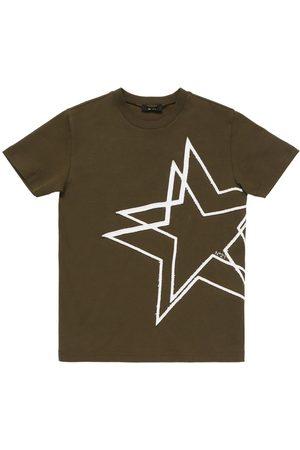 Nº21 Tytöt T-paidat - Printed Cotton Jersey T-shirt