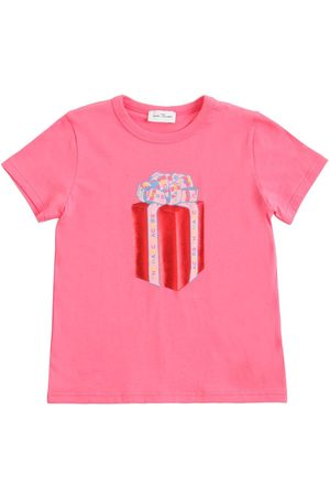 Marc Jacobs Printed Cotton Jersey T-shirt
