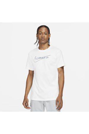 Nike Miehet T-paidat - Air Max Men's T-Shirt - White