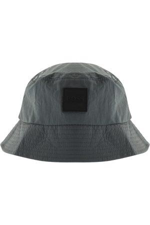 HUGO BOSS BOSS Saul Bucket Hat Green