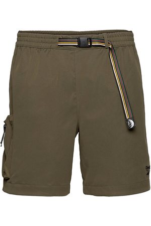 Reebok Classics Cl Camping Short Shorts Cargo Shorts Vihreä