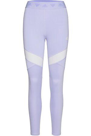 adidas Naiset Leggingsit - High Waist Tights W Running/training Tights Sininen