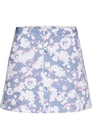 adidas Skirt W Lyhyt Hame Sininen