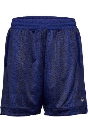 adidas Sprt Snakeskin-Print Shorts Shorts Casual