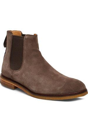 Clarks Miehet Nilkkurit - Clarkdale Gobi Chelsea-saappaat Bootsit