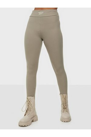 Reebok Classics Naiset Leggingsit - Cl Wde Cozy Knit Legging