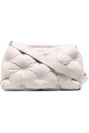 Maison Margiela Naiset Olkalaukut - Large Glam Slam quilted shoulder bag