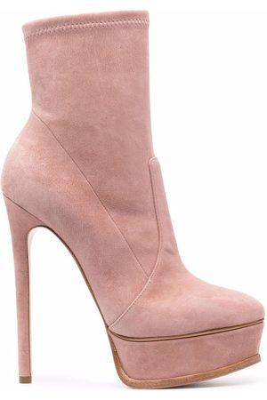 Casadei Naiset Nilkkurit - Stiletto-heel platform ankle boots