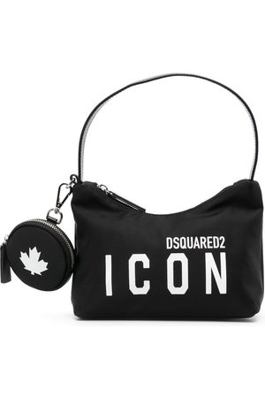 Dsquared2 Naiset Lompakot - Icon logo-print shoulder bag