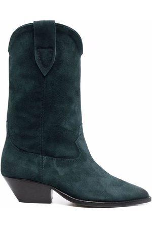 Isabel Marant Naiset Nilkkurit - Deurto suede ankle boots
