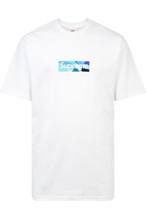 Supreme T-paidat - X Emilio Pucci Box Logo T-shirt