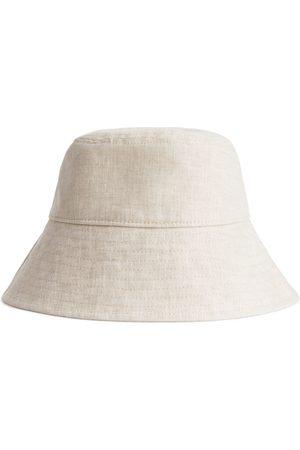 ARKET Linen Bucket Hat