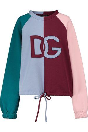 Dolce & Gabbana Logo cotton sweatshirt