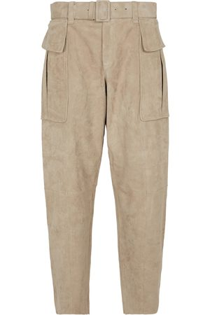 Stouls Butch suede cargo pants