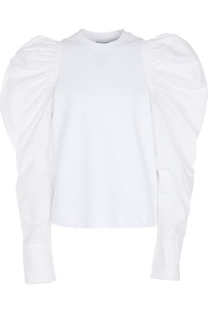 J.W.Anderson Cotton jersey blouse