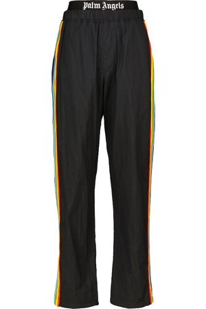 Palm Angels Naiset Collegehousut - Nylon trackpants