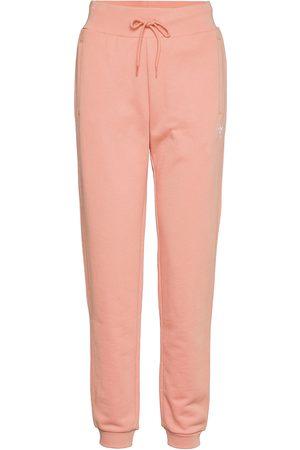 adidas Originals Adicolor Essentials Slim Joggers W Collegehousut Olohousut Vaaleanpunainen