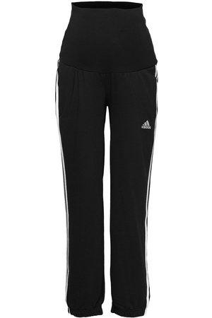 adidas Naiset Collegehousut - Essentials Cotton 3-Stripes Pants W Collegehousut Olohousut
