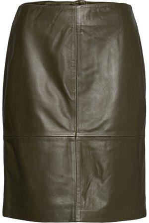 Soaked in Luxury Naiset Minihameet - Folly Noos Skirt Forever Irresistib Lyhyt Hame Musta