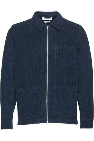 By Garment Makers The Organic Corduroy Jacket - Matt Farkkutakki Denimtakki