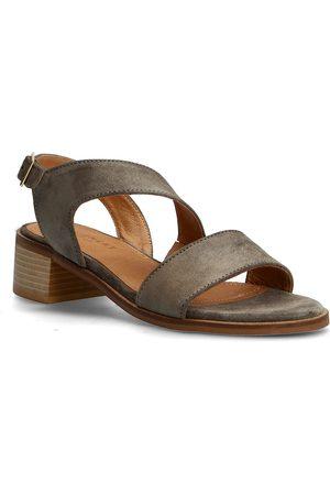 Pavement Naiset Sandaletit - Sina Suede Korolliset Sandaalit