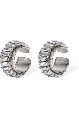 Yun Yun Sun Naiset Korusetit - Set Of 2 Cerus Crystal Ear Cuffs