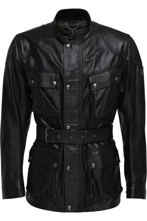 Belstaff Miehet Nahkatakit - Trialmaster Panther 2.0 Leather Jacket
