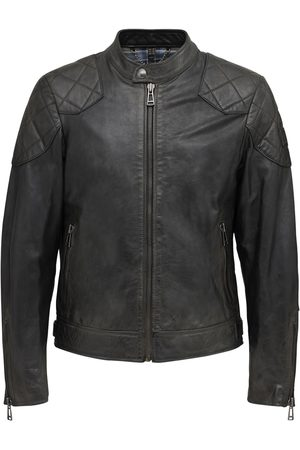 BELSTAFF Outlaw Hand Waxed Leather Jacket