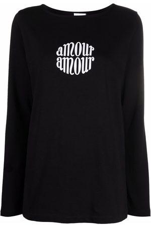 Patou Naiset T-paidat - Logo-print T-shirt