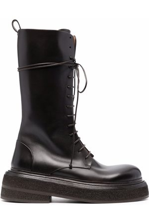 MARSÈLL Zuccone lace-up boots