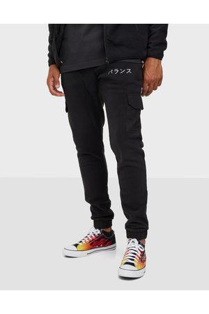 Denim Project DP Fleece Sweatpants Housut & shortsit Black