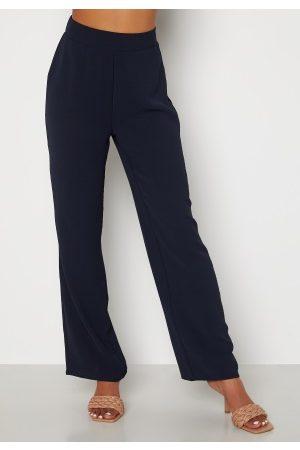 Happy Holly Alma wide pants Dark blue 32/34