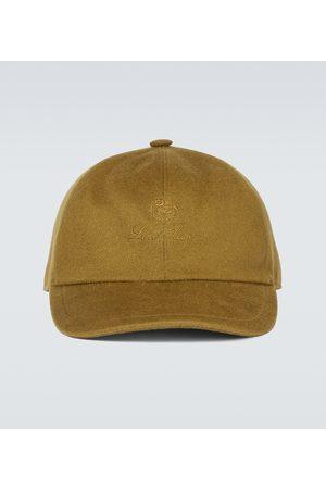 Loro Piana Miehet Hatut - Cashmere baseball cap